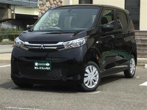 三菱 eKワゴン M 届出済未使用車 アイドリングストップ シートヒーター