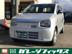 スズキ アルト L セーフティサポート車純正CDオーディオ/シートヒーター/オートライト