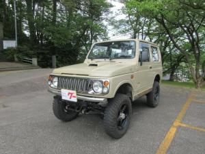 スズキ ジムニー ワイルドウインド 4WD リフトUP 社外16インチホイール