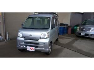ダイハツ ハイゼットカーゴ パワステ パワ-ウインド 5速 4WD