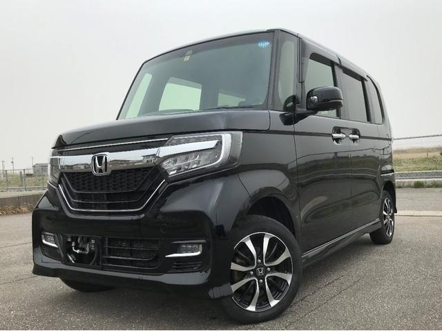ホンダ NBOXカスタム 4WD