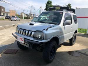 スズキ ジムニー XC 4WD リフトアップ 6AW CDデッキ ETC