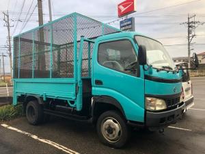 トヨタ ダイナトラック 4WD MT グリーン ディーゼル エアコン パワステ