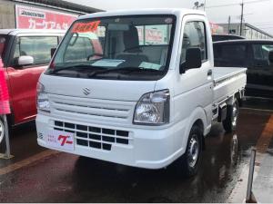 スズキ キャリイトラック KCエアコン・パワステ 4WD 届出済未使用車 オートマ