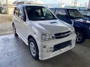 ダイハツ テリオスキッド カスタムX 4WD