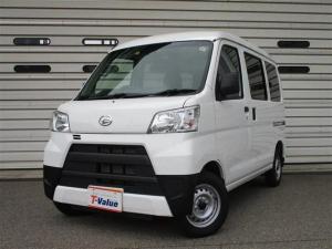 ダイハツ ハイゼットカーゴ DX SAIII T-Value スマートアシスト 4WD