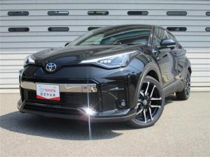 トヨタ C-HR S GRスポーツ 登録済み未使用車 セーフティセンス ブラインドスポットモニター バックガイドモニター