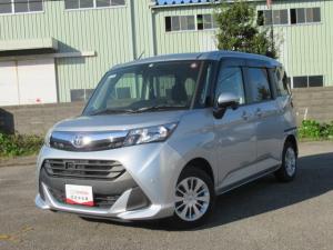 トヨタ タンク G S SDナビ ワンセグ バックカメラ ETC シートヒーター