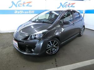 (トヨタ) ヴィッツ GRスポーツGR 5速マニュアル車 【中古】 【評価書付】