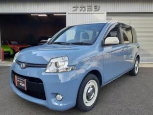 トヨタ シエンタ DICE /全塗装・ナカヨシオリジナルツートンカラー・15インチDEAN CROSS COUNTRY ホイール・CD・DVD・3列シート・両側スライドドア