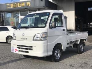 ダイハツ ハイゼットトラック エアコン・パワステ スペシャル MT車 4WD 三方開