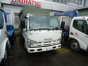いすゞ エルフトラック 1.5トン
