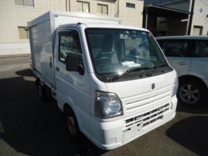 スズキ キャリイトラック  4WD 保冷車