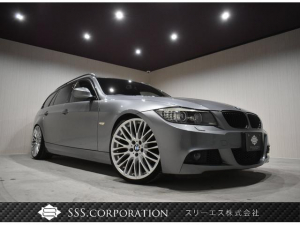 BMW 3シリーズ 325iツーリング Mスポーツパッケージ LCI レザー張替