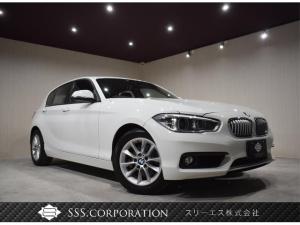 BMW 1シリーズ 118i スタイル LCI ACC LED Bカメラ