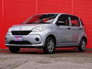 トヨタ パッソ X S 4WD 追突防止 よこ滑り防止 安全機能付