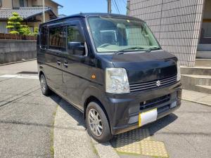 スズキ エブリイワゴン JP オートマ 4WD