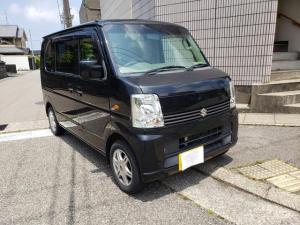 スズキ エブリイワゴン JP 5F 4WD TV フルセグナビ ETC