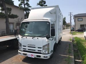 いすゞ エルフトラック 保冷車 6速マニュアル車 ETC付