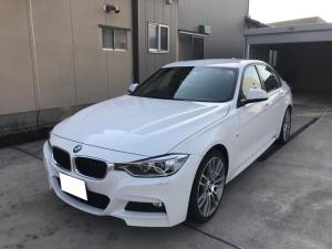 BMW 3シリーズ 320i Mスポーツ オプション純正19AW HDDナビ
