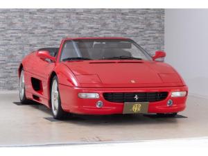 フェラーリ 355F1 スパイダー 左H 6速パドルシフト クラッチ残75 ETC