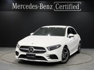 メルセデス・ベンツ Aクラス A200d AMGライン レーダーセーフティPKG ナビゲーションPKG ワンオーナー車 車検・新車保証2023年5月まで