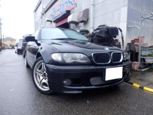 BMW 3シリーズ 318iツーリングエアロ HID 外AW