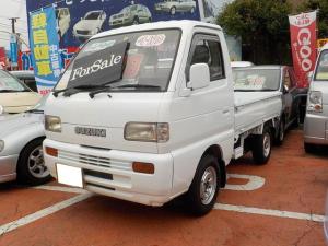 スズキ キャリイトラック KC 三方開き 4WD 全塗装済