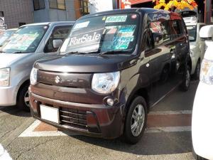 スズキ MRワゴン G Bモニター付 タッチパネルオーディオ装着車 CVT