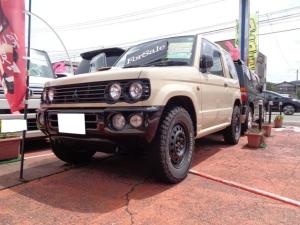 三菱 パジェロミニ アニバーサリーリミテッドVR 4WD