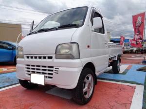 スズキ キャリイトラック KU 三方開き 4WD 5速 全塗装