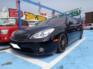トヨタ ウィンダム 3.0X ブラックセレクション後期 社外18AW 車高調