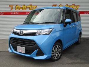 トヨタ タンク GS LEDオート ナビTVBカメ 両側電動ドア 1オーナー