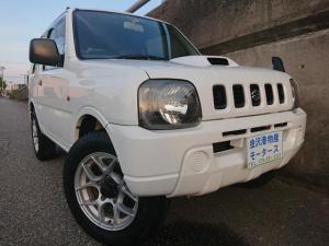 スズキ ジムニー XL 4WD 4速オートマ ターボ