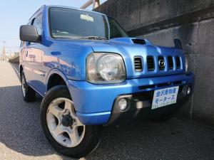 マツダ AZオフロード XC オートマ 切替式4WD 走行8万km台