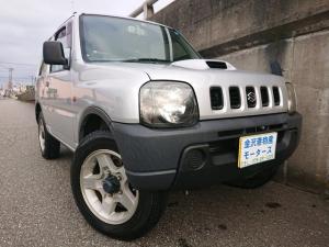 スズキ ジムニー XA 5速MT ターボ 切替式4WD