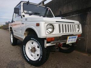 スズキ ジムニー CC 幌 5速マニュアル 4WD ターボ エアコン リフトアップ オープンカントリーR/T