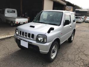 スズキ ジムニー XG 軽自動車 4WD シルバー 5MT CDオーディオ付