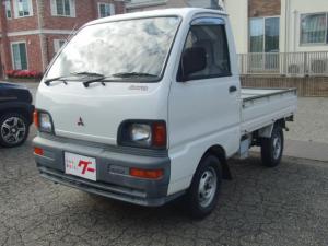 三菱 ミニキャブトラック ミニキャブトラック4WD・L-LTD・MT4・エアコン付き