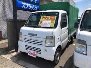 スズキ キャリイトラック KC 幌 5MT 4WD