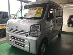 スズキ エブリイ PA 5AGS 軽自動車 両側スライドドア 箱バン