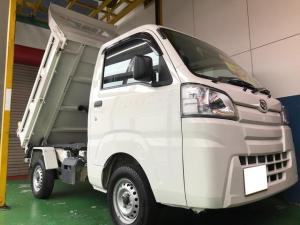 ダイハツ ハイゼットトラック PTOダンプ 4WD