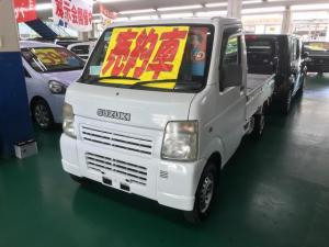スズキ キャリイトラック KU 4WD エアコン パワステ 軽トラック