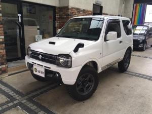 スズキ ジムニー XG 4WD キーレス AW ナビ TV Wエアコン