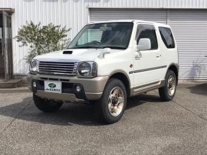 スズキ ジムニー 660 ランドベンチャー CD アルミホイール 4WD