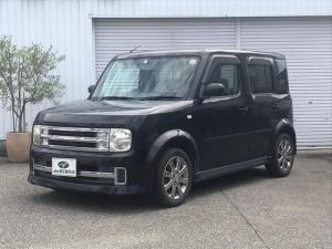 日産 キューブ ライダー TV ナビ 4WD AW ETC