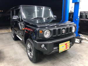 スズキ ジムニー XC 届け出済み未使用車 XC LEDライト クルーズコントロール プッシュスタート 衝突軽減装置