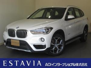BMW X1 sDrive18i xライン コンフォートPKG HDDナビ