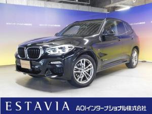 BMW X3  純正HDDナビ フルセグTV 革シート パワーシート シートヒーター 追従クルコン 衝突軽減ブレーキ 全方位カメラ LEDヘッドランプ 純正19AW オートリヤゲート ドラレコ BT  DVD  CD