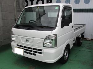 日産 NT100クリッパートラック DX 4WD ラジオ パワステ エアコン